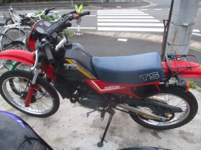 スズキ ハスラー TS50