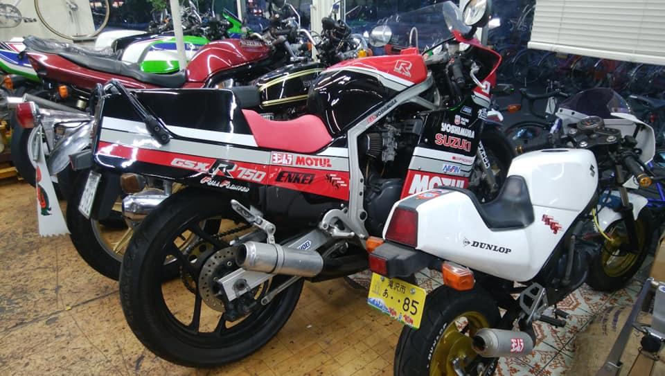 GSX-R750 GR71 油冷