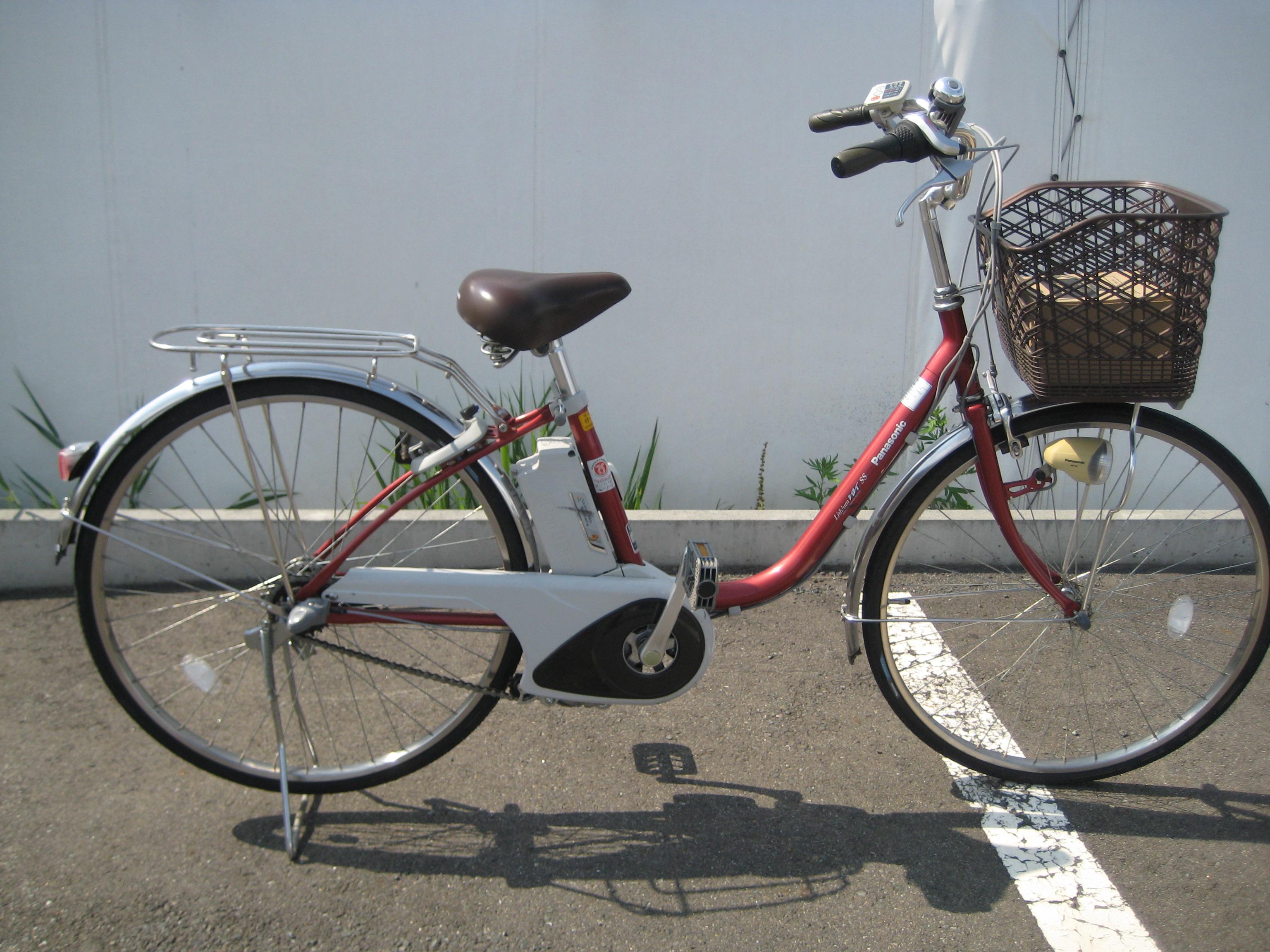 電動自転車たくさん入荷しています。