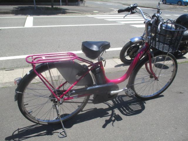 電動自転車 整備済み