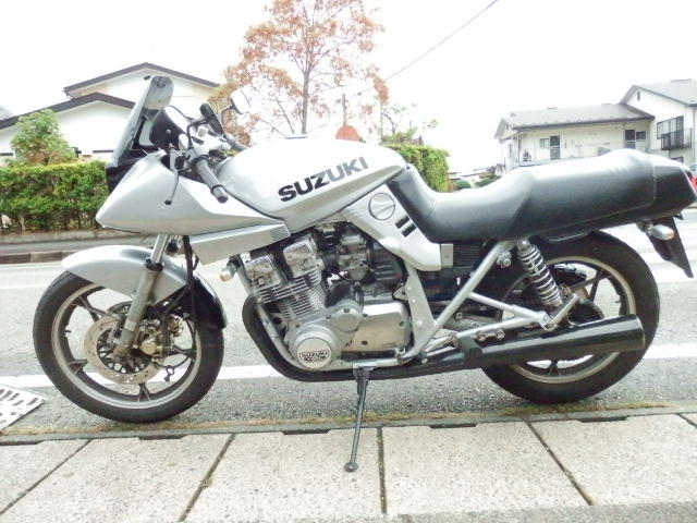 GSX750S1 カタナ